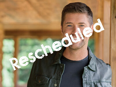 Josh Turner-Rescheduled